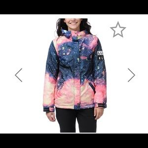 GLMR KLLS  Infinite Voyage Galaxy Snow/Ski Jacket